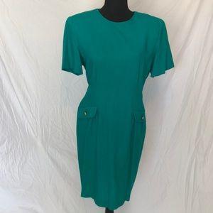 Vintage dress dress. Super cute